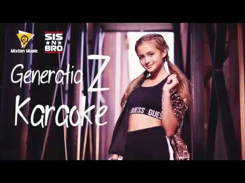 Iuliana Beregoi - Generatia Z (Karaoke version)