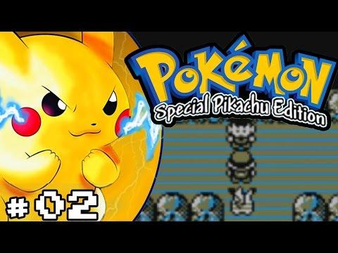 Pokemon Yellow 3DS VC Part 2 Key To Beat Brock! Gameplay Walkthrough