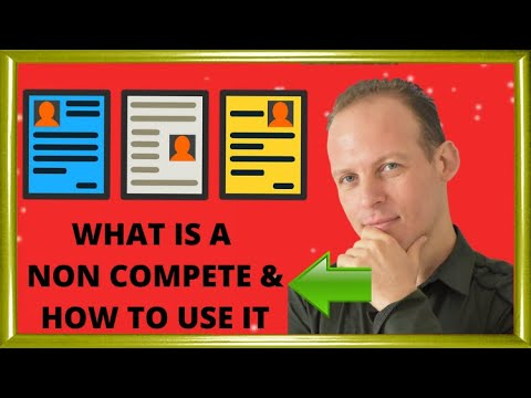 What Is A Non Compete Agreement How A Non Compete Agreement Can