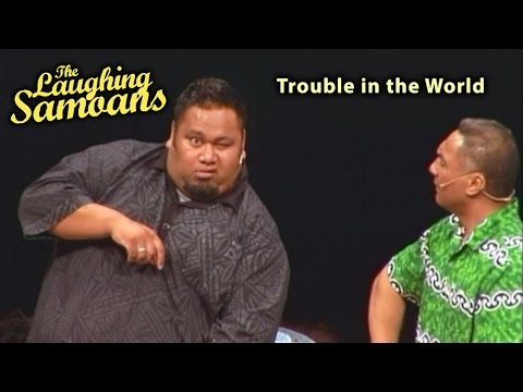 "The Laughing Samoans - ""Trouble in the World"" from Off Work"
