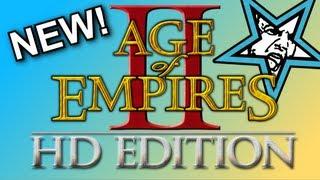 Age of Empires 2 HD - Graphics Comparison [PC - 2013]