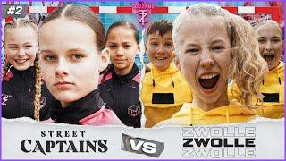 StreetCaptains VS Zwolle | u13 #2 feat. Summer de Snoo