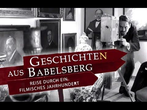 Babelsberg - das älteste Filmstudio Europas