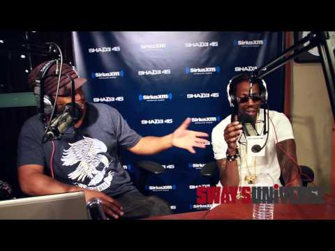 "2 Chainz Clarifies Line on Feds Watching ""F*ck that Heather B"" on Sway in the Morning"