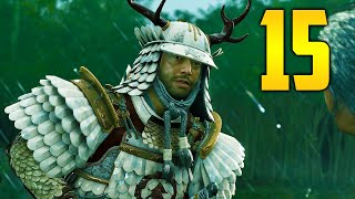 Ghost of Tsushima - Part 15 - THE ART OF SEEING (Gameplay Walkthrough, Let's Play)