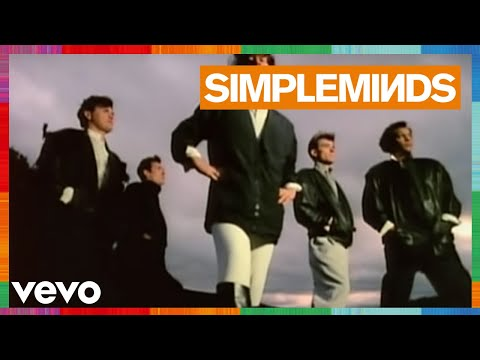 Simple Minds - Alive and Kicking bedava zil sesi indir