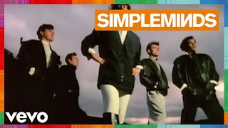 Simple Minds - Alive And Kicking (Official Video)