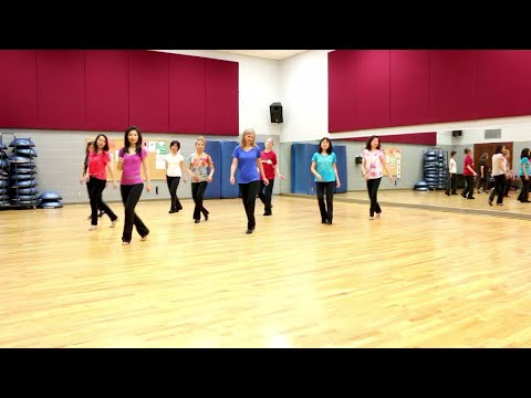 Seeing Blind - Line Dance (Dance & Teach in English & 中文)