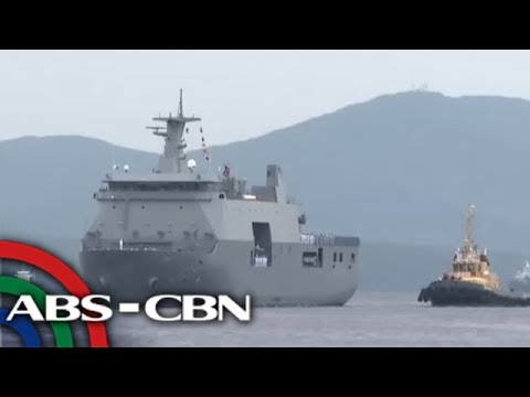 The World Tonight: PH Navy ship arrives in Russia for port visit