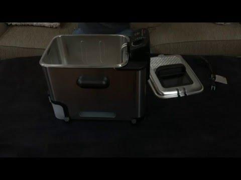 The Best Deep Fryer — TFal Ultimate EZ Clean Review.