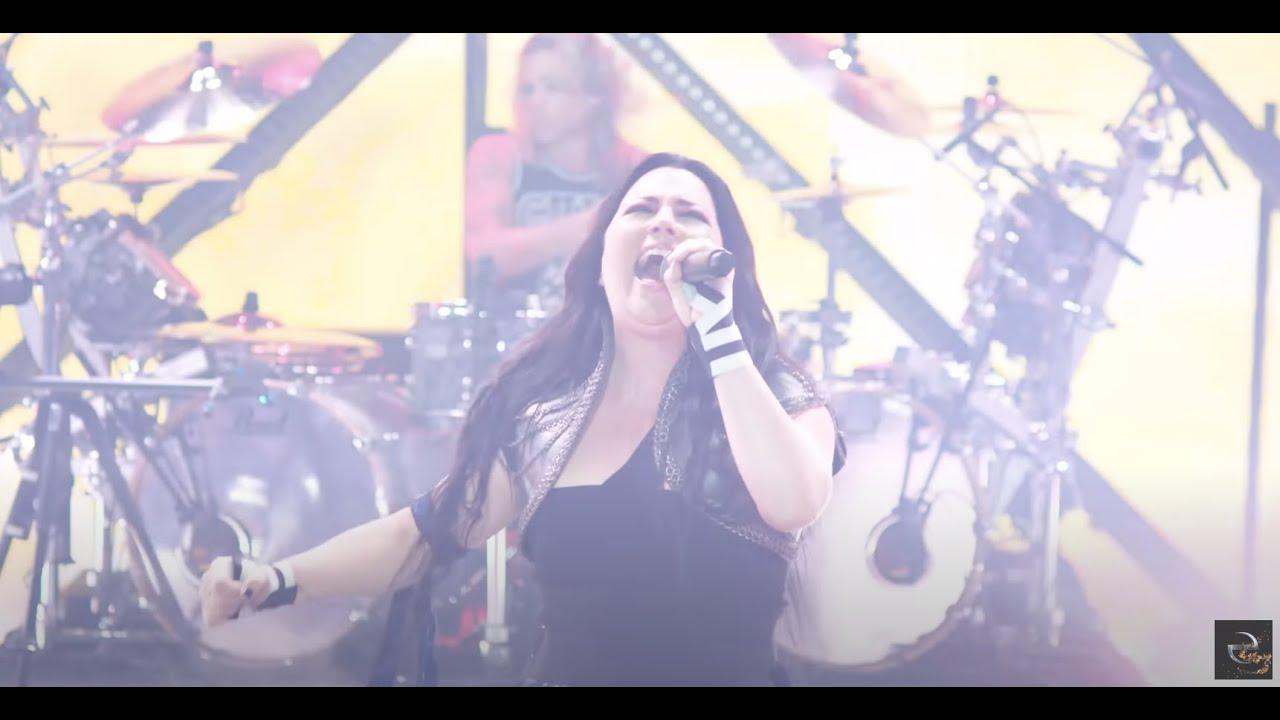 Nieuwe clips met o.a. Evanescence en The Vintage Caravan