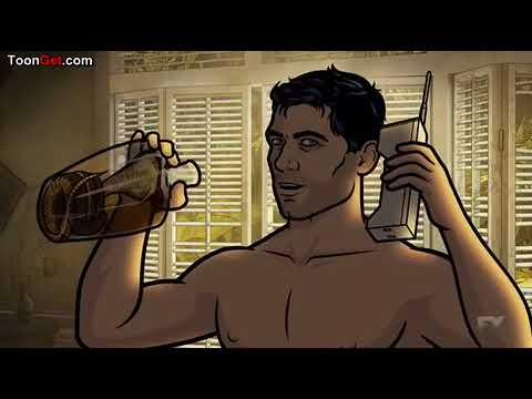 Archer opening scene for season 6