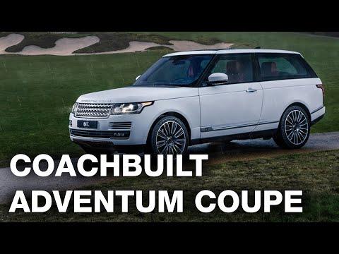 One-off coachbuilt Adventum Coupe through the eyes of Autofans.be (+subs!)   Niels van Roij Design