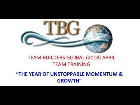 ASEA/TBG Leadership Training April 2018