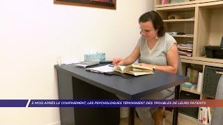 Yvelines | 5 mois après le confinement, les psychologues témoignent des troubles de leurs patients