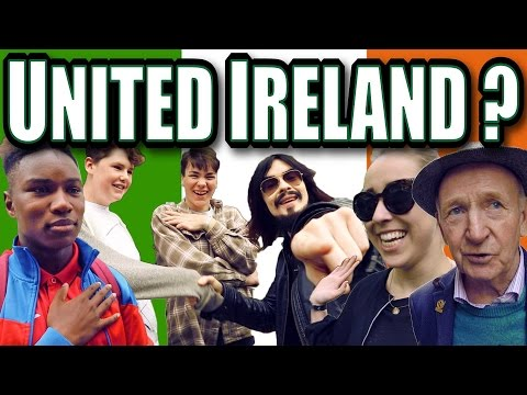Image result for 5% increase in support for a united Ireland
