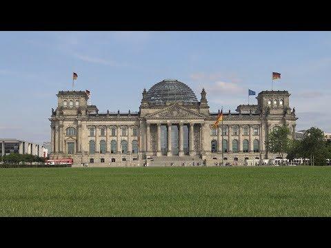 Berlin Now & Then - Episode 1: Reichstag