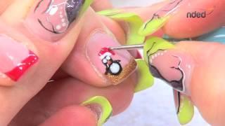 comment décorer ongles gel
