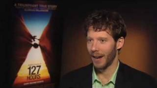 127 Hours Interview With Aron Ralston