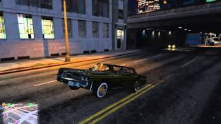 GTA 5. Lowriders DLC. Liberty City Horn
