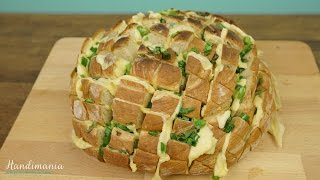 Hướng dẫn cách làm món bành mì độc đáo
