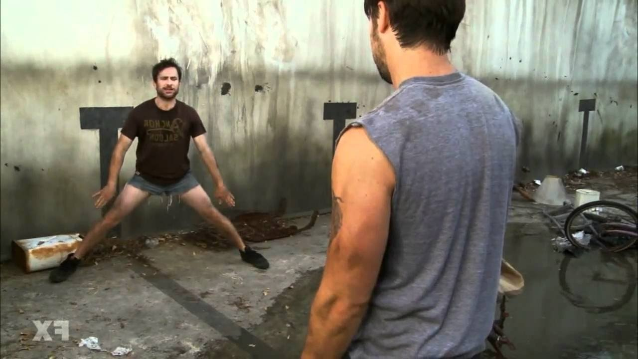 ab530fc405 IASIP - Do not call these Shorts White Trash! - YouTube