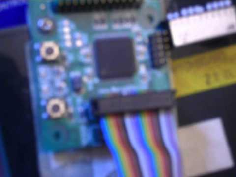 Xilinx Spartan 3E FPGA