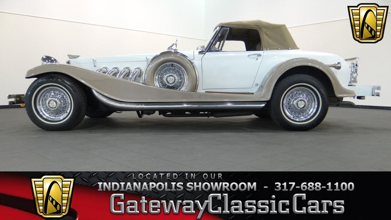 Gatsby Door Gateway Classic Cars Indianapolis NDY - Automatic classic cars