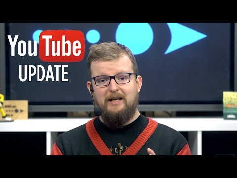 YouTube Update - Dec 2015 - New Merch, New Moonbase