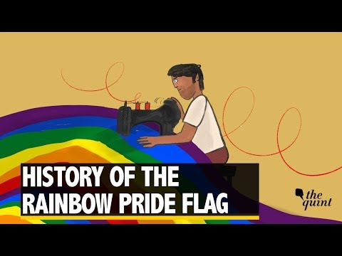 Pride Month 2019 : How The Rainbow Came To Represent Queer Pride | The Quint