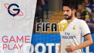 FIFA 17 : Chelsea vs Real Madrid | Gameplay FR