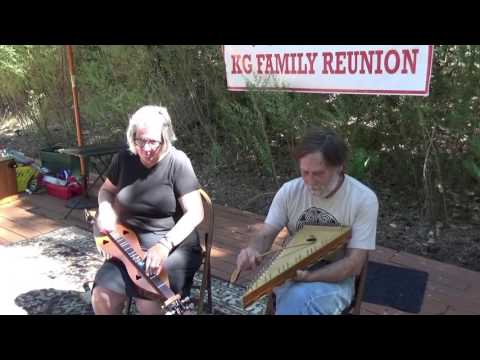 """NOT FOR JOE"" on Bowed Psaltery and Dulcimer"