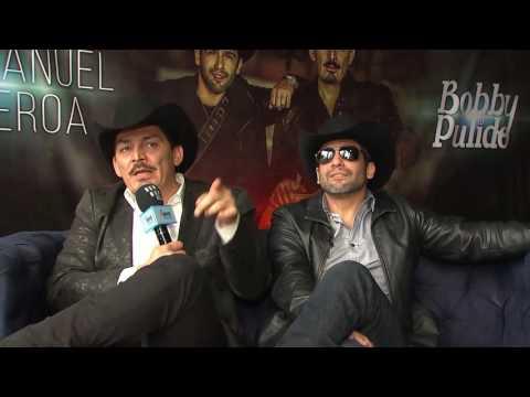 JOSE MANUEL FIGUEROA Y BOBBY PULIDO en entrevista para Bla Bla Show