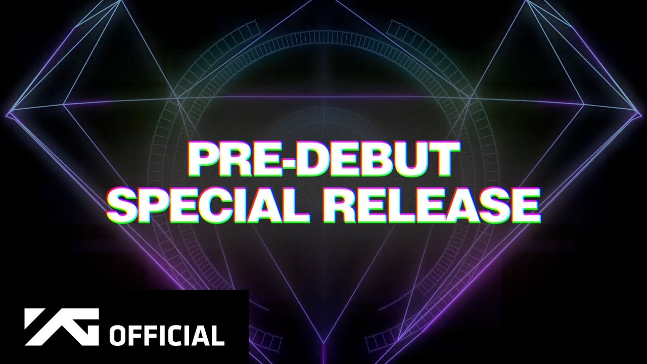 BANG YE DAM of TREASURE - PRE-DEBUT SPECIAL RELEASE COMING SOON