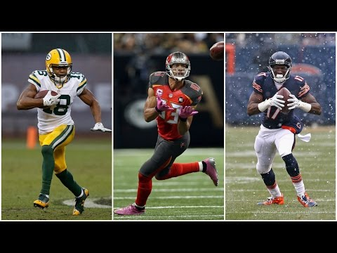 10 Most OVERRATED Receivers In The NFL