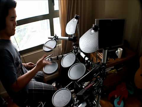 Netral - Garuda Di Dadaku [Drum Cover (redo)]