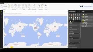 Mapping in Power BI Tutorial