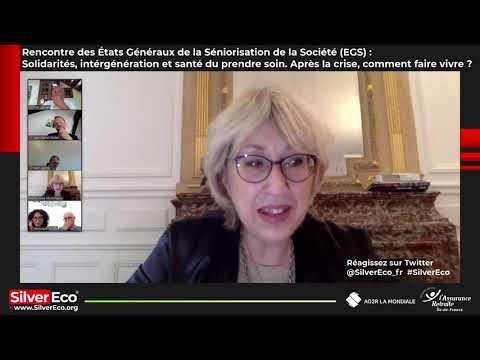 REPLAY - Rencontre des États Généraux de la Séniorisation de la Société (EGS)