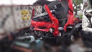 Os Piores acidentes de caminhão já filmados.