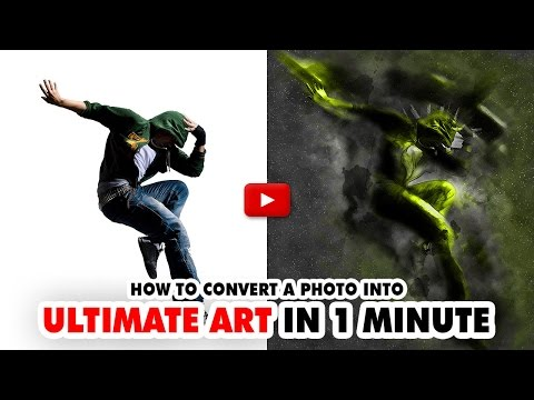 Ultimate Art Photoshop Action - Video Tutorial | Mesothelioma Attorney Directory Of Photoshop