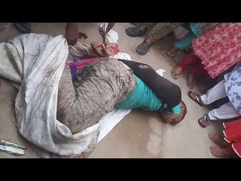 গাজীপুরের কালিয়াকৈরে হরিনহাটি এলাকায় বস্তার ভেতর হাত পা বাধা গুরুতর অাহত অবস্থায় যুবক