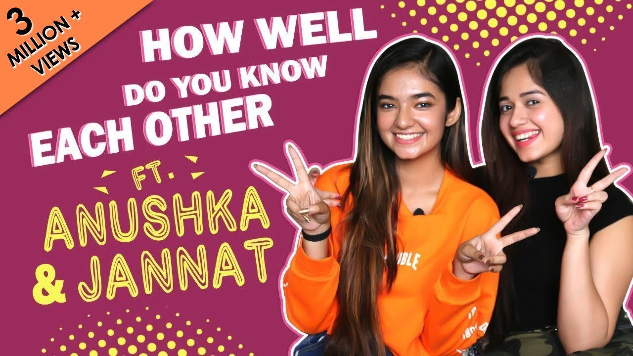 Download How Well Do You Know Each Other Ft. Anushka Sen & Jannat Zubair Rahmani