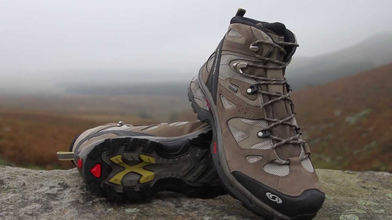promo code c602a 26d8f Salomon Comet 3D GTX Hiking Boots Review by John from GO Outdoors