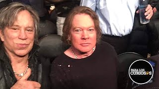 Axl Rose, La Caída De Un Ídolo Tras Guns N' Roses