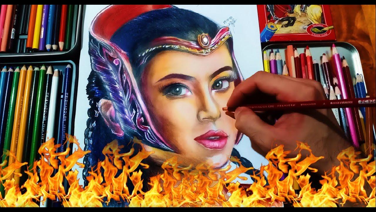 Pirena (Glaiza De Castro) ENCANTADIA ~ EAZY Art
