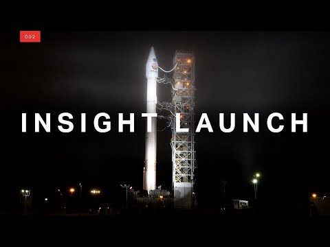 NASA's InSight spacecraft just launched to Mars