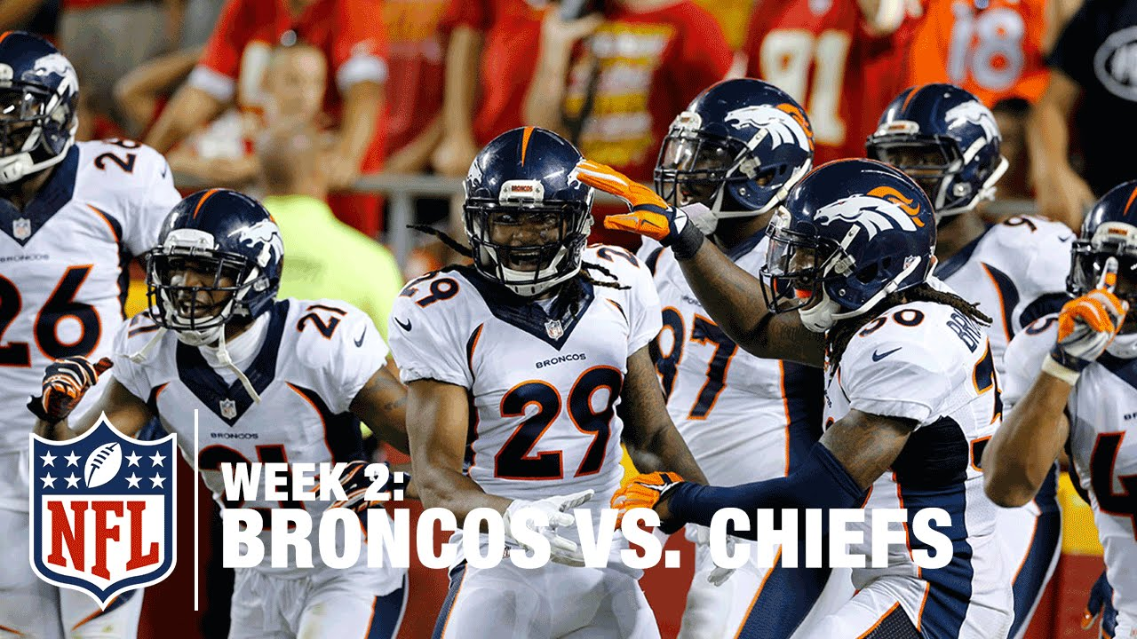 Jamaal Charles Fumbles Bradley Roby Takes It Back for Game