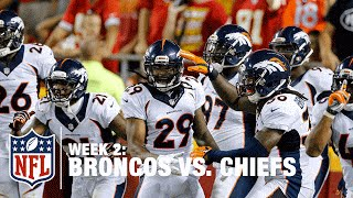 Jamaal Charles Fumbles, Bradley Roby Takes It Back for Game-Winning TD | Broncos vs. Chiefs | NFL