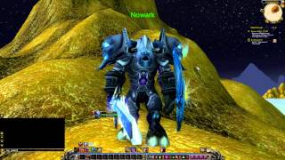 Repeat youtube video How to use TMORPH in WoW