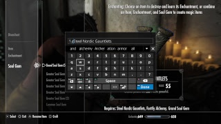 The Elder Scroll Skyrim Special Edition 13 ingredient and potion